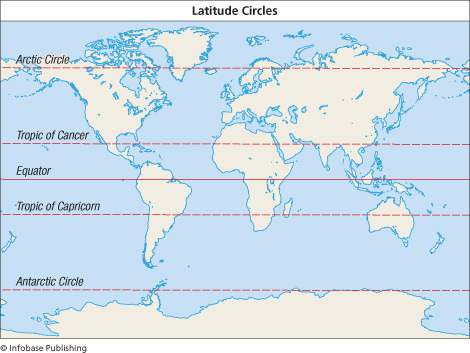 World map showing latitudes timekeeperwatches sciox Image collections